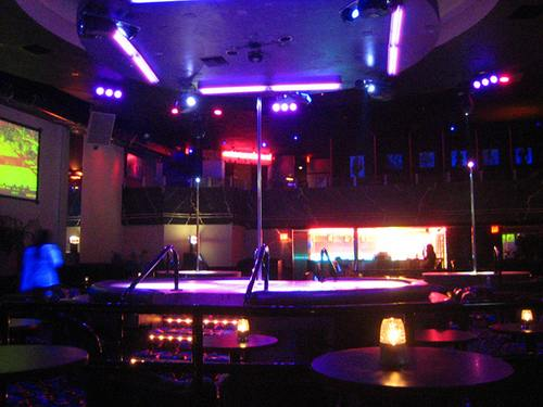 Maddonas South Beach Strip Club -