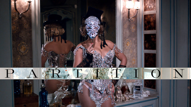 Beyonce Partition About beyonce's latest