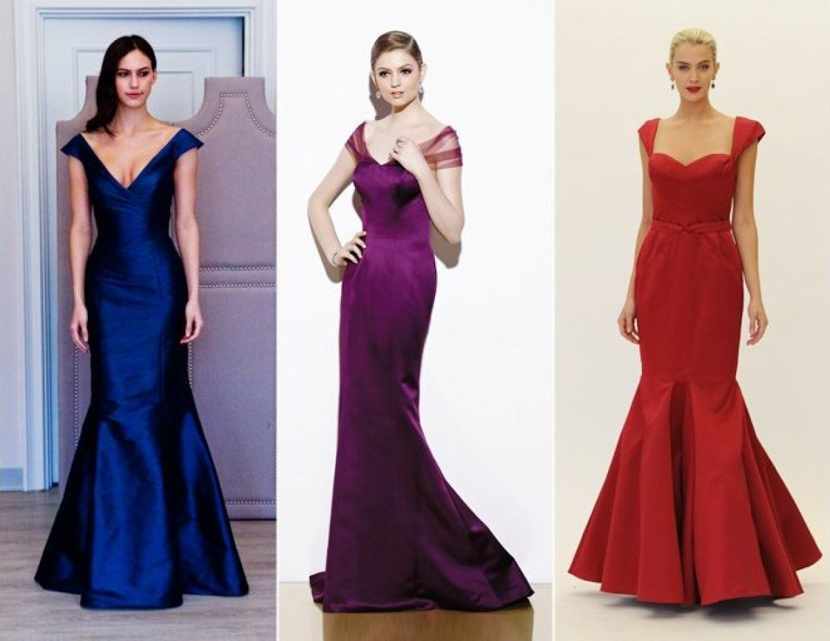 Fall wedding bridesmaid dress trends for fall 2014 ear for Bridesmaid dresses for fall wedding