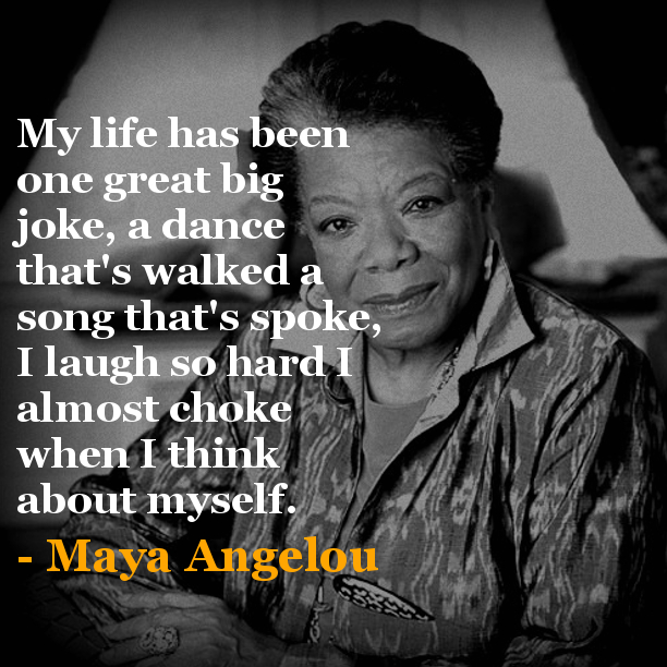 My Best and Favorite Quotes That Taught Me Important ... |Grief Quotes Maya Angelou