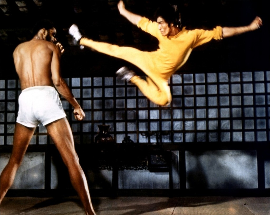 Kareem Abdul Jabbar Says u0026quot;My Bruce Lee Poster Is Being ...