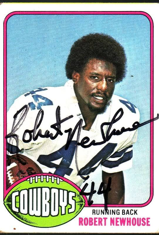 Robert newhouse former dallas cowboy dies at 64 for Www newhouse com