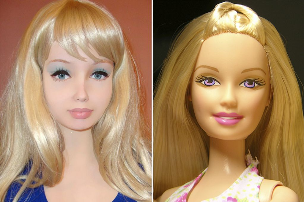 Real Life Barbie Before And After Body New-Human-Barbie-Lolita-Richi