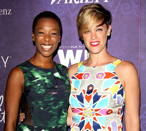 Image result for samira wiley and girlfriend
