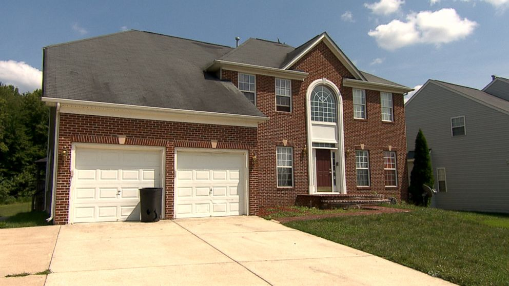 stolen house