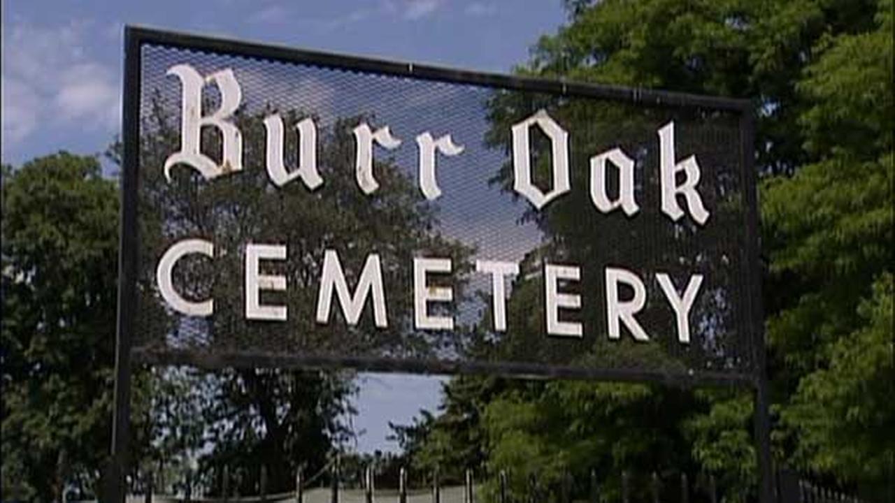 burr oak cemetary
