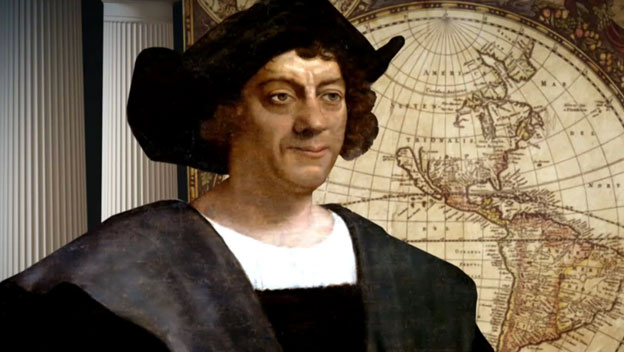 christopher columbus and the first scenario Queen isabel and king fernando had agreed to columbus' lavish demands if he succeeded on his first voyage: he in christopher columbus, his book.