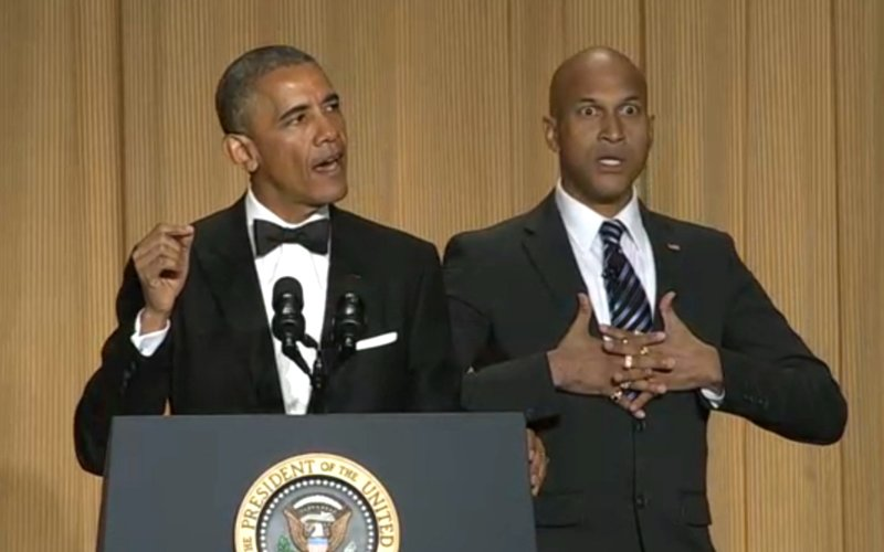 obama and luther