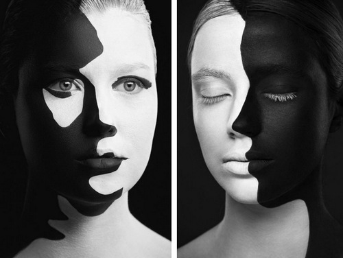 White Face Paint Professional