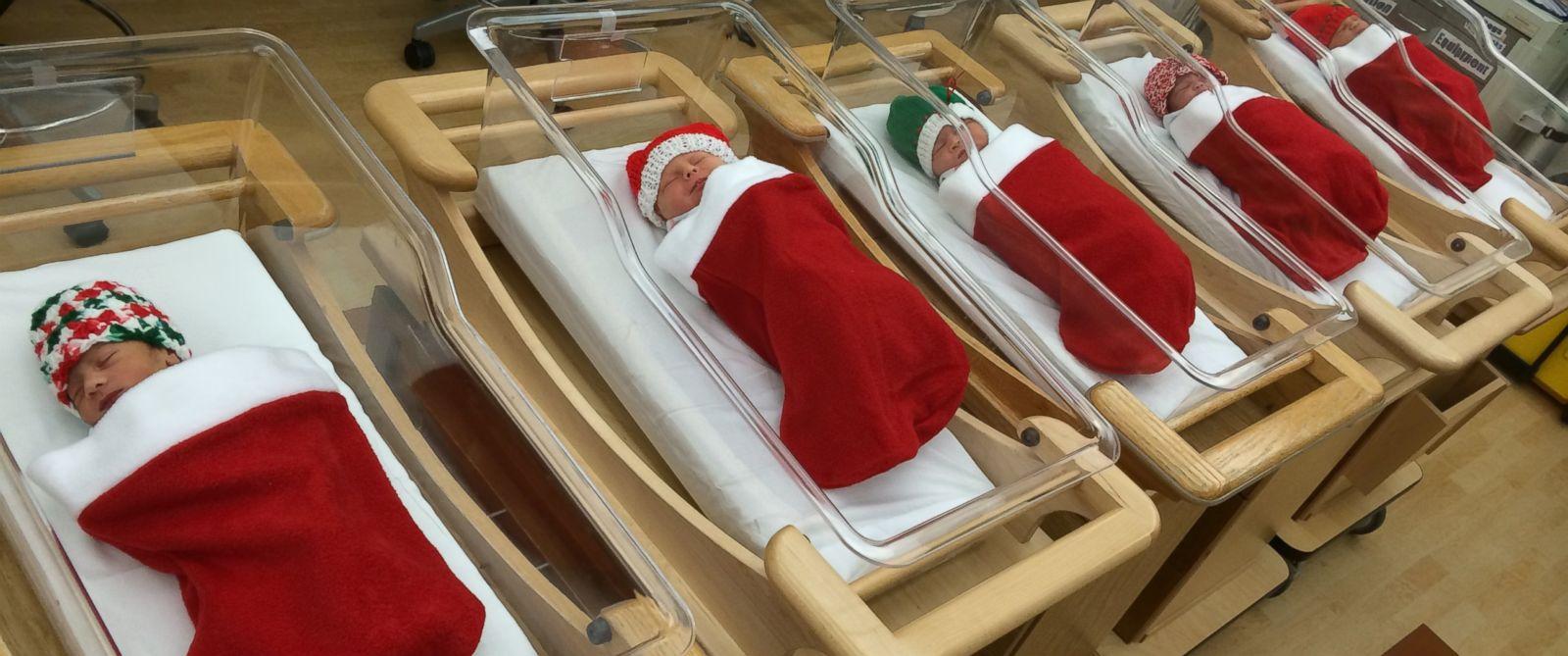 Поздравления новорожденных в роддоме
