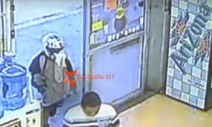 8-Year Old Boy Attempts To Rob A Store With His Mother's Loaded Gun