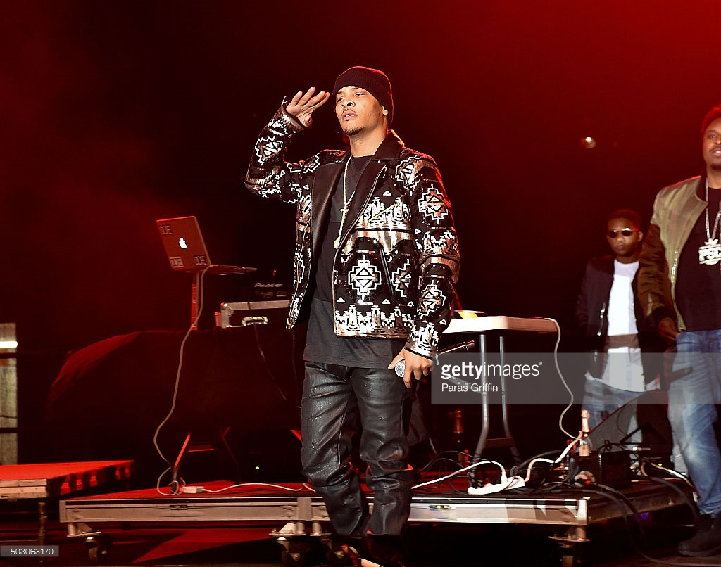 Rapper T.I Signs With Roc Nation And Announces Ownership ...