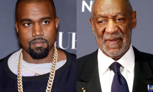 """Kanye West Send Twitter Up In Arms When He Tweets """" Bill Cosby Is Innocent"""""""