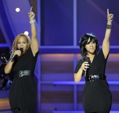 Erica Campbell of Mary Mary Solo Album Cover Has Religious Community