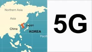 5g South Korea