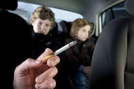 smoking ban with kids