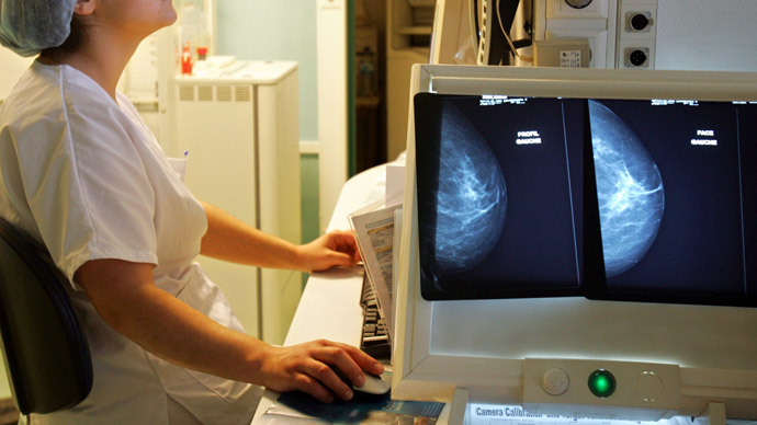 fake breast cancer results