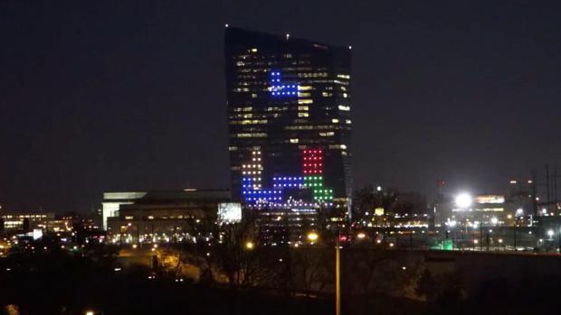 sky scrapper tetris