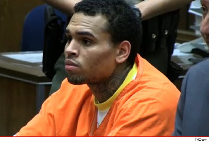 Chris Brown Ordered to 131 More Days in Jail