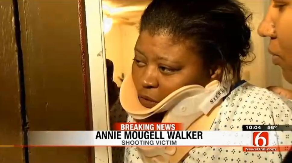 Annie Mougell-Walker