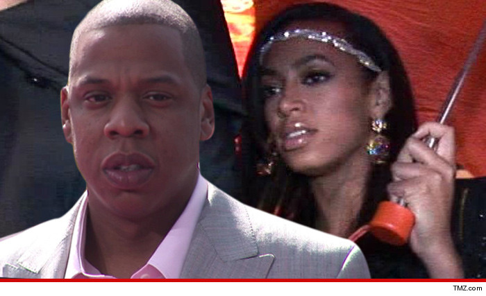 Jay Z and Solange Release Statement