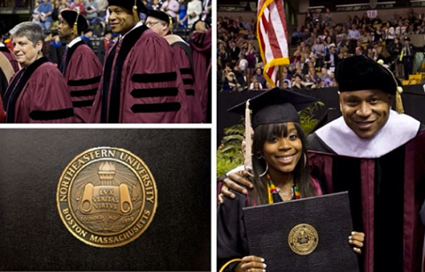 LL Cool J Gets Honorary Degree From Northeastern University