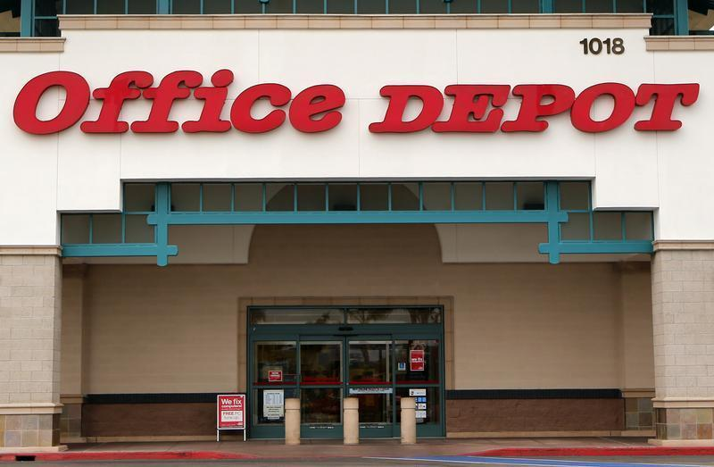 Office Depot to close 400 stores nationwide