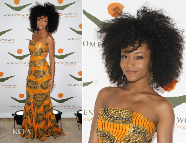 Yaya DaCosta Cast As Whitney Houston
