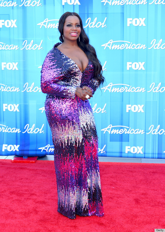 "Fox's ""American Idol 2012"" Finale - Results Show - Arrivals"