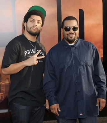 Ice Cube's Son O'Shea Jackson Jr. To Play Famous Dad In N.W.A Biopic