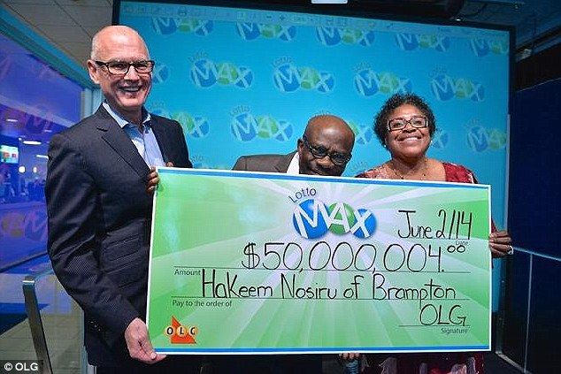 Couple Has Winning $50 Million Lotto Ticket Returned After Losing It