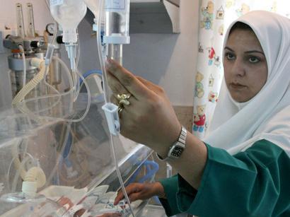 muslim nurse