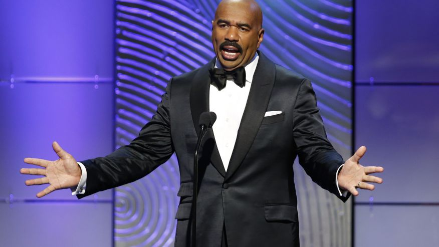 steve harvey reuters 660