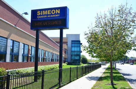 simeon high school