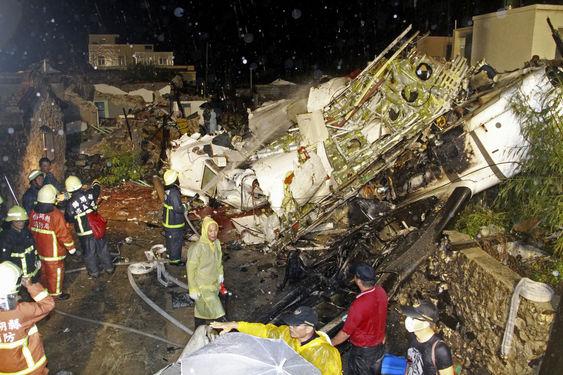 48 dead in taiwain