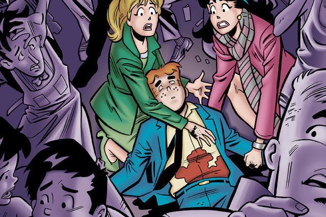 Comic Character Archie Will Die Saving Gay Best Friend From Assassination.