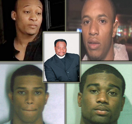 SAY IT AIN'T SO!!! HE LIKE DEM BOYS: BISHOP EDDIE LONG ALLEGEDLY CAUGHT WITH ANOTHER TEEN BOY