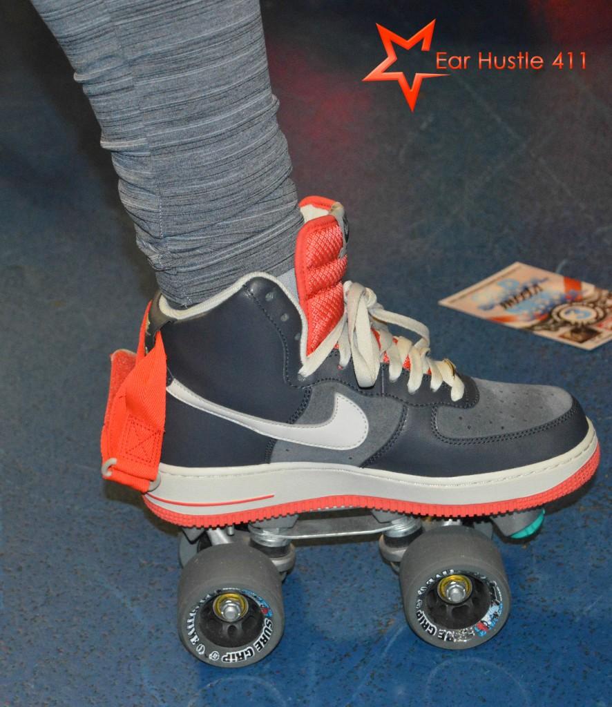 Gym Shoe Skate