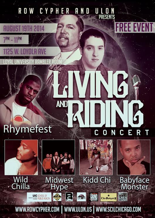 Living And Riding Concert