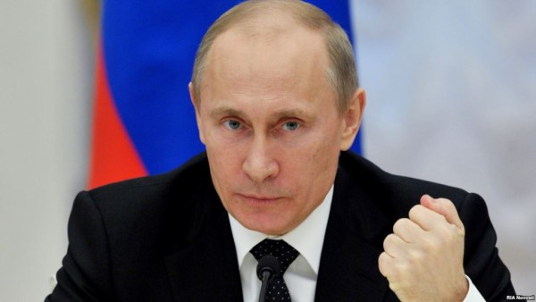 "Vladimir Putin Criticized As ""Thug"" After Shootdown Of Civilian Airliner"