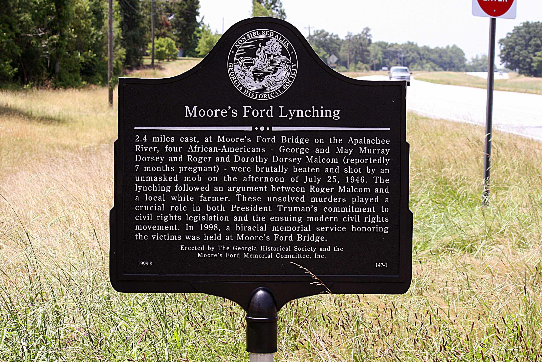 Moore Lynching