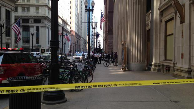 Breaking News: Two People Shot At Bank Of America 231 S. LaSalle Building