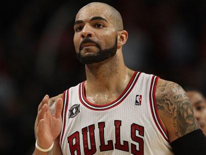 Chicago Bulls amnesty Carlos Boozer