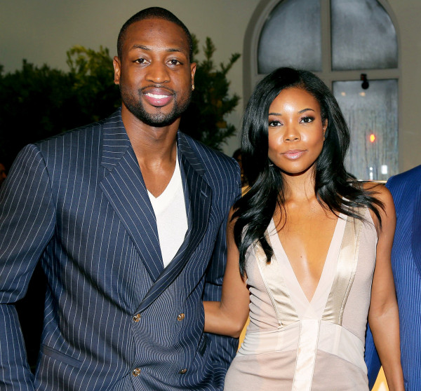D. Wade & Gabrielle Union Say's, No Camera's Or Cell Phones At Our Wedding!!!