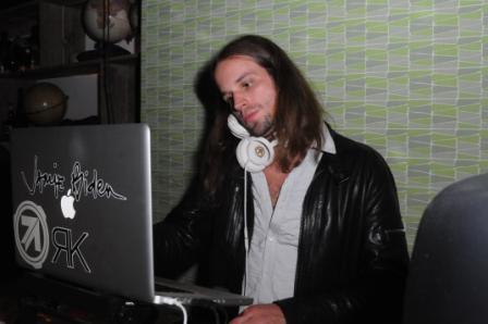 DJ Jamie Biden