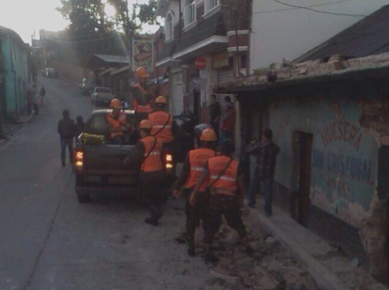 International News- Guatemala, Mexico, Belize Shaken By 7.1-Magnitude Earthquake