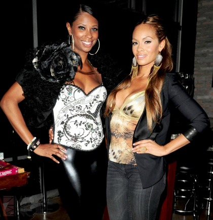 Does Evelyn Lozada Want To Rekindle Her Friendship With Jennifer Williams?