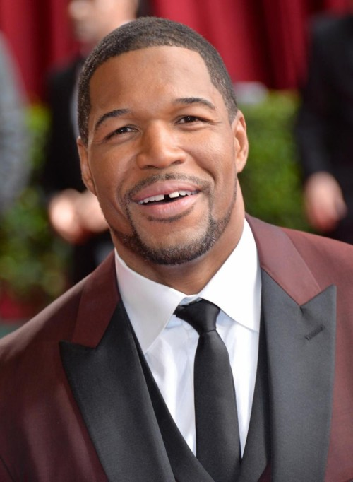 Homeless Man Threatens To Kill Michael Strahan Then Attempts To Stab Security Guard