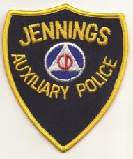 jennings missorui police patch