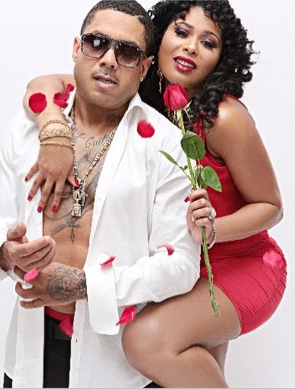 Benzino-girlfriend-Althea-Heart-pics